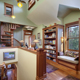 Arts & Crafts Custom Home - Library